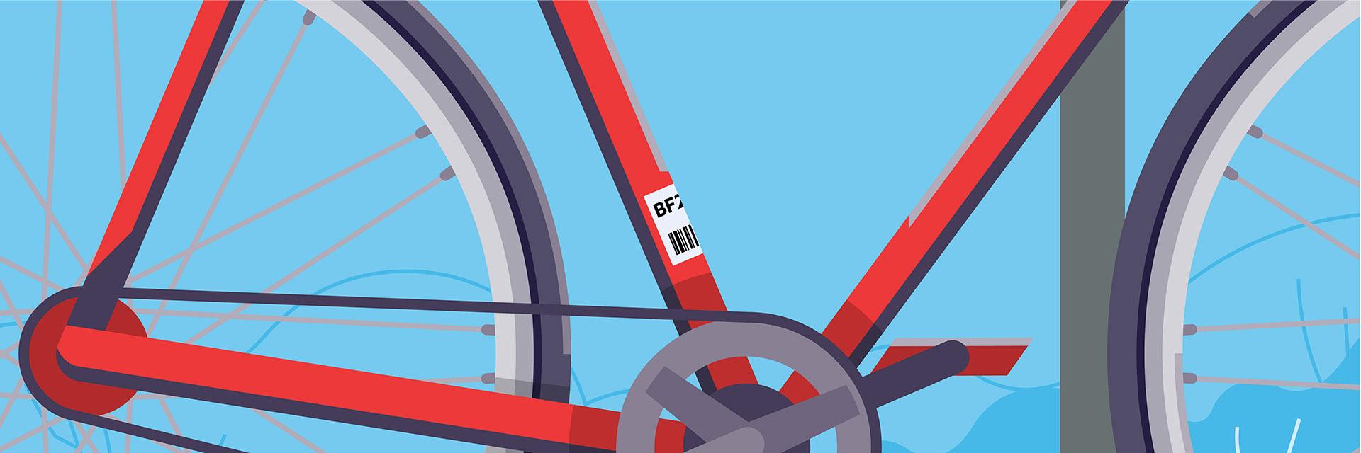 Framenummer: De echte held van het fietsendiefstal dilemma & hoe het je fiets kan redden